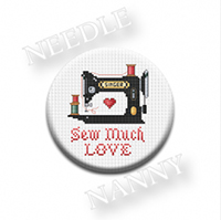 Sew Much Needle Needle Nanny by Sue Hillis Designs