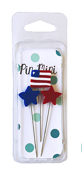 Pin Mini - Stars & Stripes