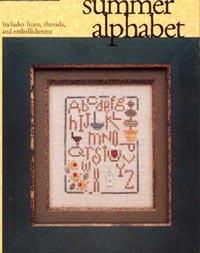Summer Alphabet Kit