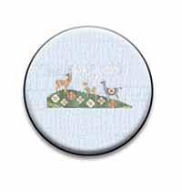 Alpaca Farm 3 Needle Nanny by The Blue Flower