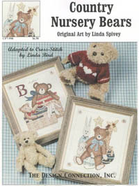Country Nursery Bears