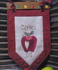 Apples 5¢