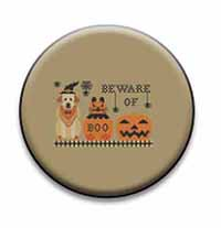 Beware Of Needle Nanny by Twin Peak Primitives