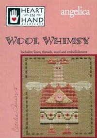 Wool Whimsy Kit - Angelica