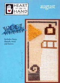 Wool Whimsy Kit - August