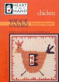 Wool Whimsy Kit - Chicken