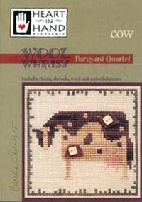 Wool Whimsy Kit - Cow