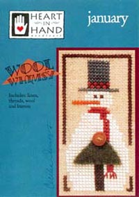 Wool Whimsy Kit - January