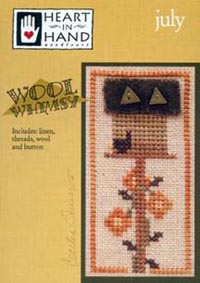 Wool Whimsy Kit - July