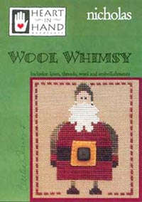 Wool Whimsy Kit - Nicholas