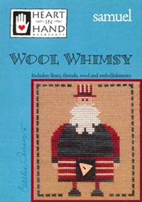 Wool Whimsy Kit - Samuel