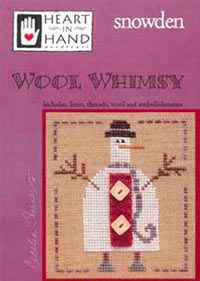 Wool Whimsy Kit - Snowden