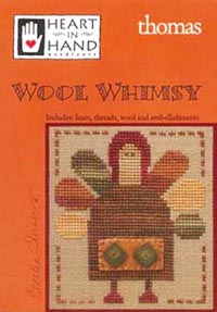 Wool Whimsy Kit - Thomas