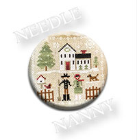 Farm Folk Needle Nanny by Little House Needlework