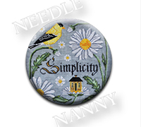 Simplicity Needle Nanny by Country Garden Samplings