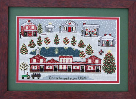 Christmastown USA by La Monica Designs