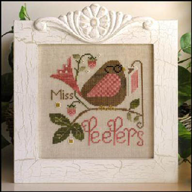 Miss Peepers from Little House Needlework