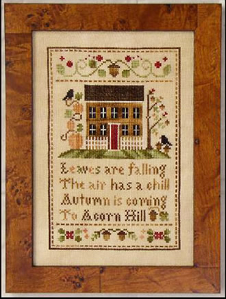 Acron Hill by Little House Needlework