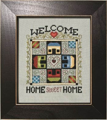 Quilted With Love - Welcome BY STONEY CREEK COL